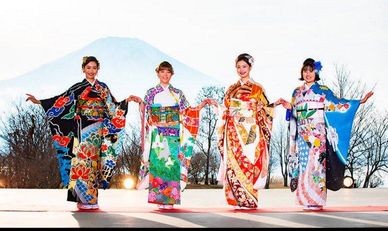 Японское кимоно для Кыргызстана на Олимпиаде: В национальной юрте отсылки к Ала-Тоо и Иссык-Кулю